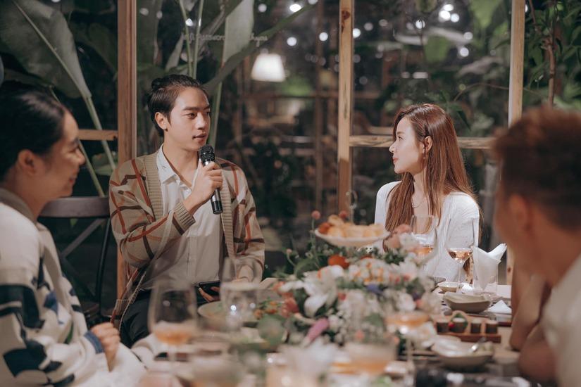 Midu lên tiếng về mối quan hệ với Trương Nghĩa Bình