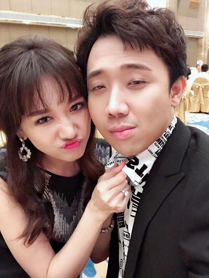 Trấn Thành tiếp tục bán đứng Hari Won vì nói sai tiếng Việt