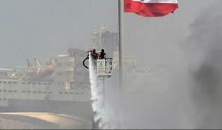 Thêm một vụ nổ kinh hoàng ở Lebanon, nhiều thương vong