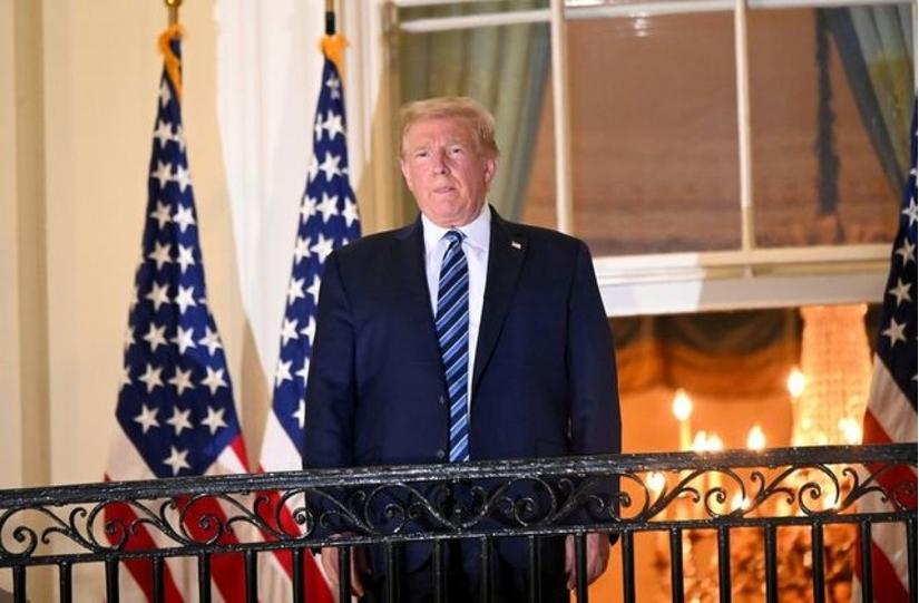 Tin tức thế giới 10/10: Tổng thống Donald Trump tổ chức sự kiện mời 2 nghìn khách tại Nhà Trắng. 1