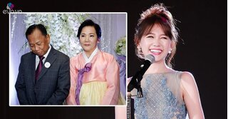 Hari Won chia sẻ lý do bố ruột phải sống một mình ở Hàn