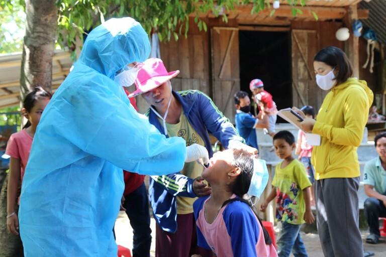 Đắk Lắk ghi nhận 48 trường hợp dương tính với vi khuẩn bạch hầu