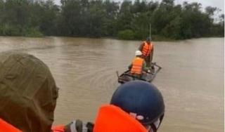 Đã tìm thấy thi thể nạn nhân vụ lật thuyền ở Huế