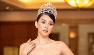 Rộ tin Hoa hậu Tiểu Vy làm đại diện cho nhãn hàng giảm cân từng bị thu hồi