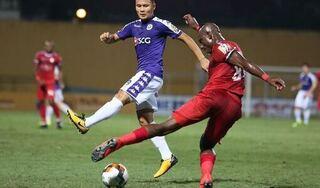 TP.HCM thua trắng Hà Nội FC trên sân Hàng Đẫy