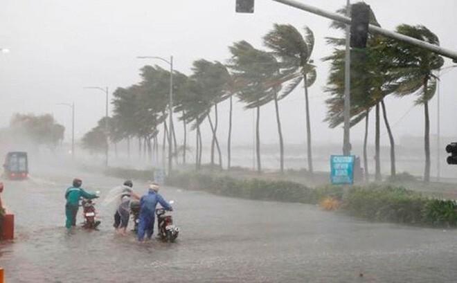 Dự báo, miền Trung có 'lũ chồng lũ', 'bão chồng bão' trong 10 ngày tới