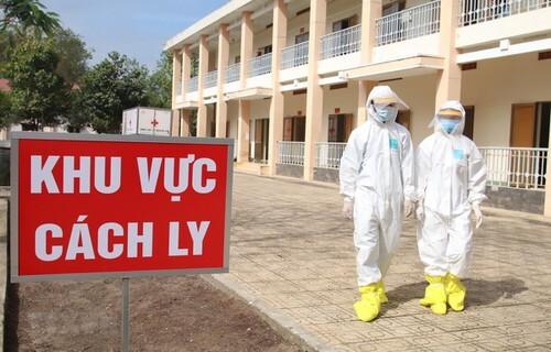 Việt Nam có gần 16.000 người đang cách ly chống dịch Covid-19