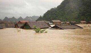 Những thống kê thiệt hại nặng nề do mưa lũ ở miền Trung