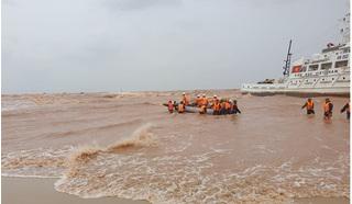 Đà Nẵng vẫn còn 8 tàu cá với 79 ngư dân trên biển