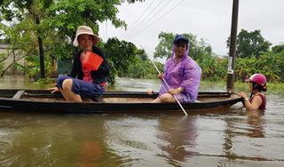 Đà Nẵng tiếp tục cho học sinh, sinh viên nghỉ học do mưa lớn