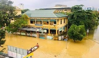 Học sinh toàn tỉnh Thừa Thiên – Huế nghỉ học 2 ngày do lũ lụt