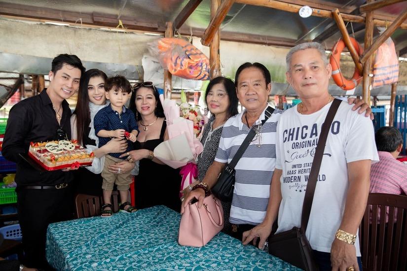 Lâm Khánh Chi tuyên bố sẽ sinh thêm con vào năm sau