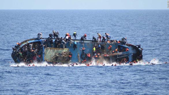 Đắm thuyền ngoài khơi Tunisia, 11 người di cư thiệt mạng