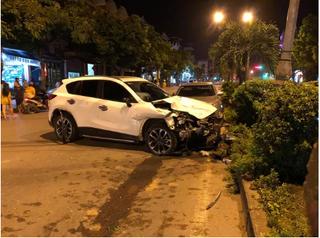 Thanh niên say rượu điều khiển ô tô gây tai nạn liên hoàn, 1 người tử vong