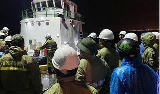 Tìm thấy thi thể ngư dân mất tích trôi dạt vào bờ biển