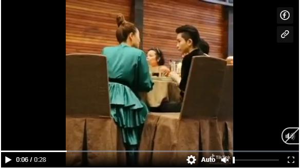 Fan rần rần khi Gil Lê ân cần chăm sóc Hoàng Thuỳ Linh qua clip quay lén