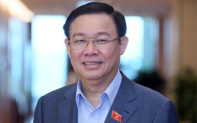 Ông Vương Đình Huệ tái đắc cử Bí thư TP Hà Nội với 100% phiếu