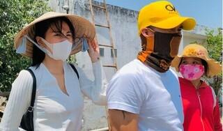 Thủy Tiên kêu gọi được hơn 2 tỷ đồng ủng hộ đồng bào miền Trung chống lũ