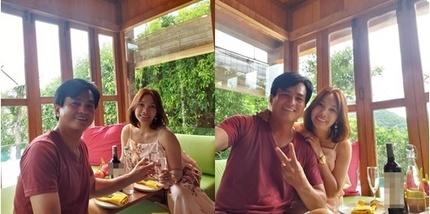 Vợ chồng diễn viên Cao Minh Đạt đi du lịch kỉ niệm 4 năm ngày cưới