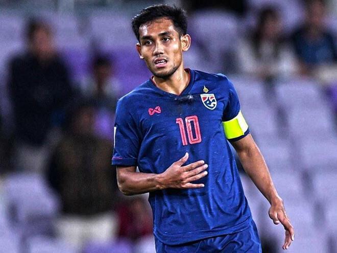 Dangda chia tay Nhật Bản, trở về thi đấu tại Thai League