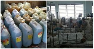 Bố mẹ trữ xăng trong nhà bếp, bé gái lớp 2 bị bỏng nặng
