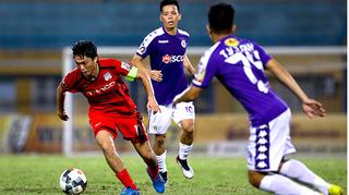 Bất ngờ với chỉ số đối đầu giữa HAGL và Hà Nội FC tại V.League