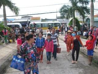 Nam Định di dời 1.100 dân trước khi bão số 7 đổ bộ
