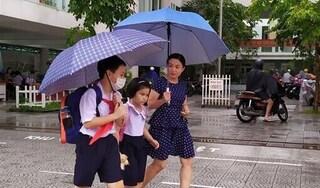Nhiều địa phương ở Nghệ An cho học sinh nghỉ học để phòng bão số 7