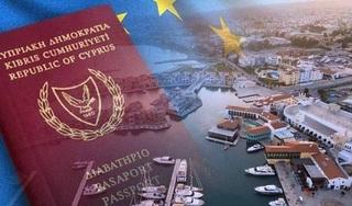 Từ 1/11, Cộng hòa Síp dừng chương trình 'hộ chiếu vàng'