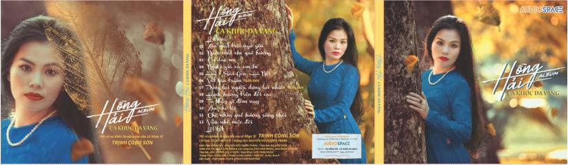 Ca sĩ Hồng Hải và Album đầu tay: Ca khúc da vàng