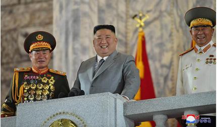 Triều Tiên thành lập trường đại học Quốc phòng Kim Jong Un