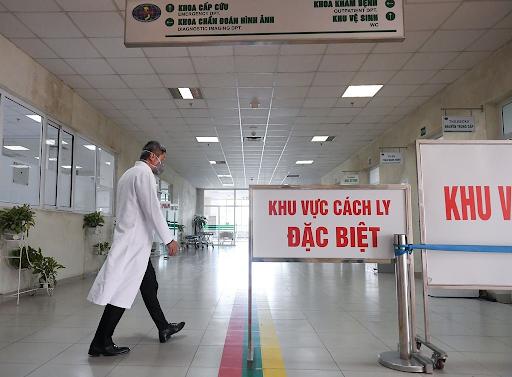 Thêm 9 ca mắc Covid-19 mới, Việt Nam hiện có 1.122 bệnh nhân