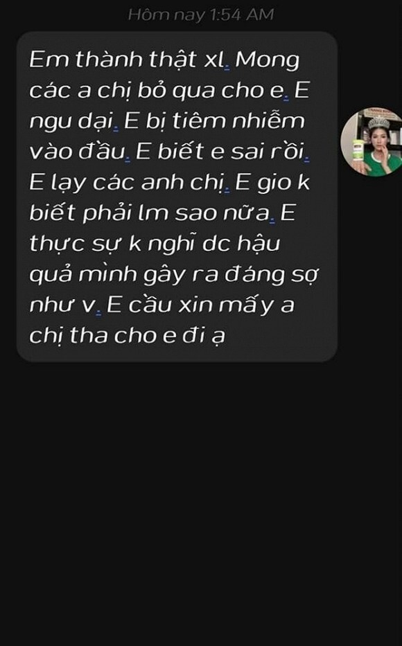 Trang Trần quyết tìm ra danh tính antifan mỉa mai việc từ thiện dù được van xin