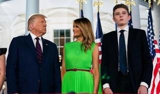 Con trai Tổng thống Mỹ Donald Trump dương tính với Covid-19