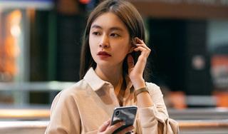 Hóa 'mẹ đơn thân' trong phim mới, Hoàng Thùy Linh thổ lộ 'muốn có con'