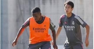 Tài năng 16 tuổi Nhật Bản được HLV Zidane đặc biệt quan tâm