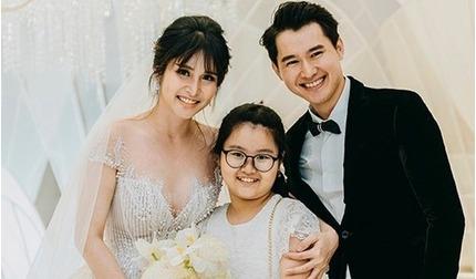 Thảo Trang tiết lộ phản ứng của con gái từ khi yêu đến cưới chồng trẻ
