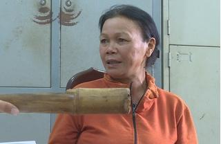Người phụ nữ dùng khúc tre đánh chết nhân tình