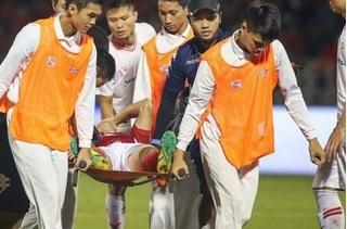 CLB TP.HCM mất Lâm Ti Phông tới hết mùa giải