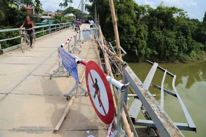 Nghệ An: Xây cầu Sông Giăng mới sau vụ ô tô lao xuống sông làm 5 người chết