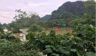 Đi qua ngầm tràn, 2 anh em họ ở Ninh Bình bị nước lũ cuốn trôi