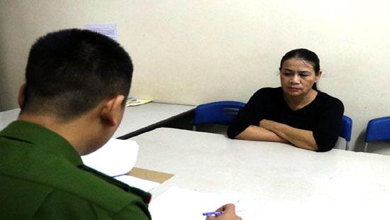 'Nữ quái' Nghệ An bị bắt sau 25 năm trốn truy nã