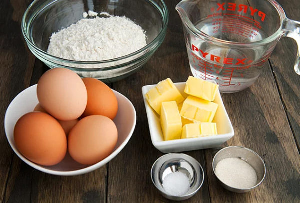 Công thức làm bánh quy trứng muối giòn tan, lạ miệng cực hấp dẫn
