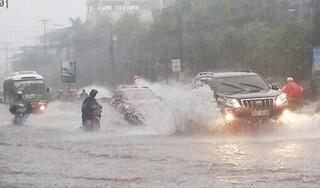 Dự báo miền Trung có mưa to đến 'đặc biệt to' trong 5 ngày liên tiếp
