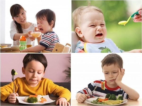 trẻ ăn ngon