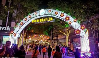 Khai trương phố đi bộ đầu tiên ở Lạng Sơn