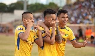 Đội hình tiêu biểu vòng 2 GĐ 2 V.League: 4 cầu thủ SLNA góp mặt