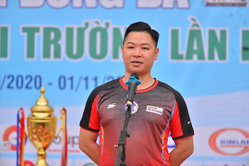 Ấn tượng Lễ khai mạc Giải bóng đá Kinh tế Môi trường lần I-2020.7
