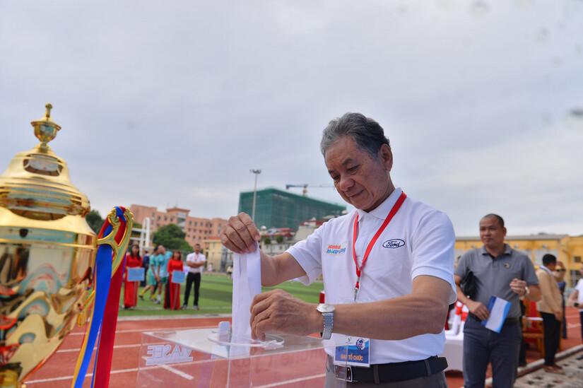 Ấn tượng Lễ khai mạc Giải bóng đá Kinh tế Môi trường lần I-2020.10