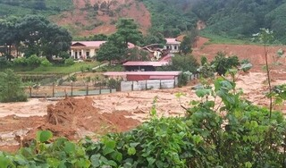 Sạt lở đất ở Quảng trị, 20 cán bộ, chiến sĩ nghi bị vùi lấp